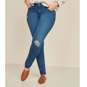 GUC, Old Navy The RockStar High-Rise Skinny Jeans